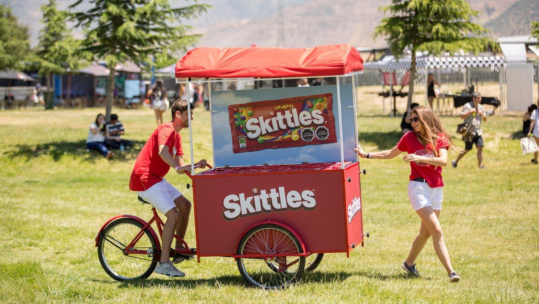 Skittles / fauna 2017