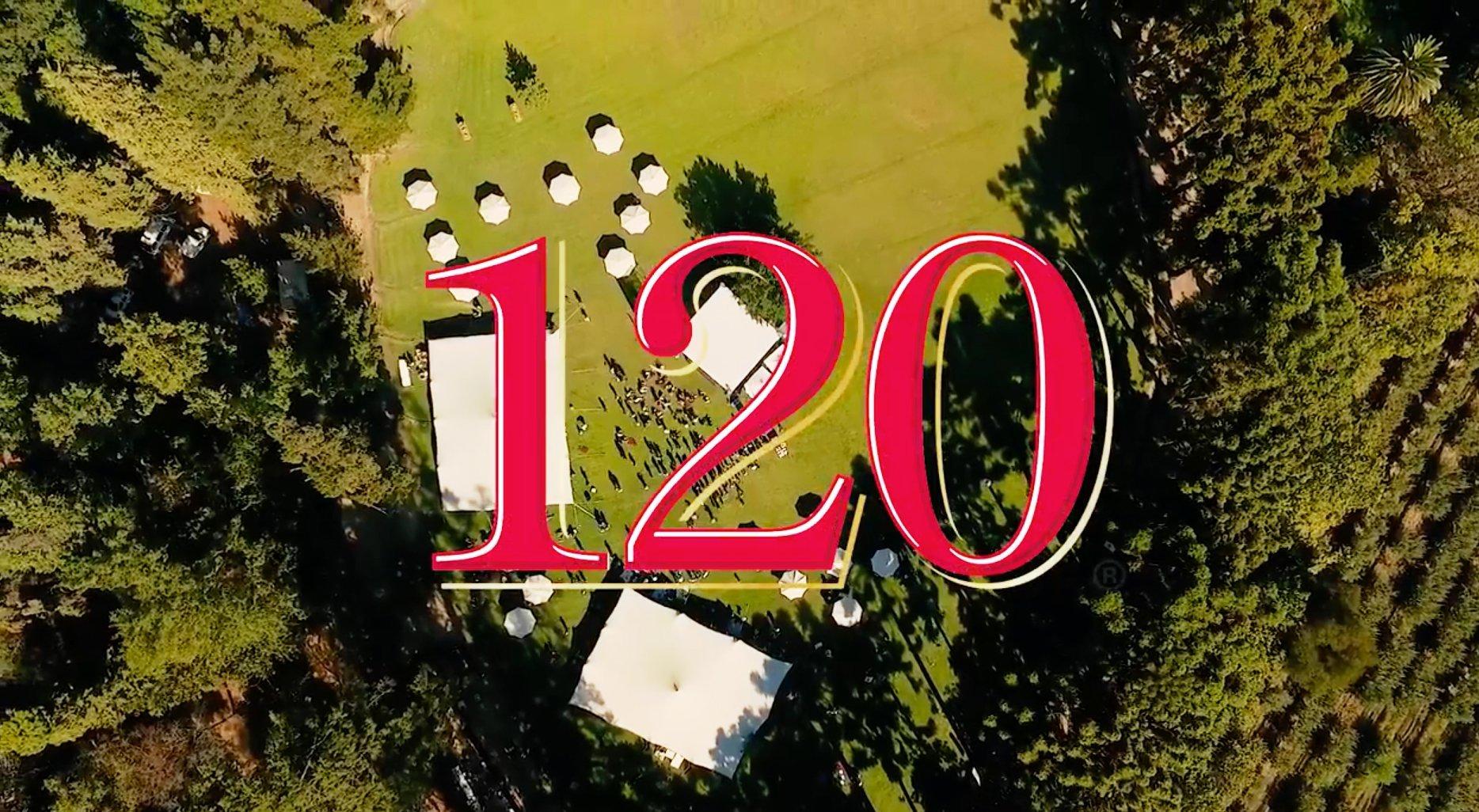 Vino 120 / Viña Santa Rita